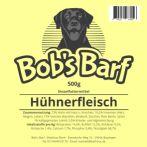 Bobs Barf Hühnerfleisch Etikett