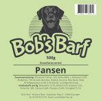 Bobs Barf Pansen Etikett